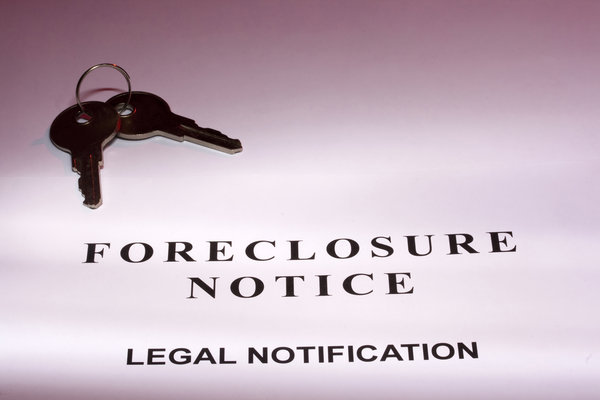 pre-foreclosure notice